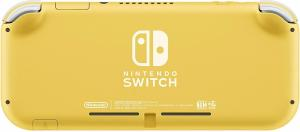Nintendo Switch Lite Yellow + Super Mario 3D All-Stars Thumbnail 3