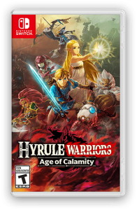 Hyrule Warriors: Age of Calamity (Nintendo Switch) Thumbnail 0