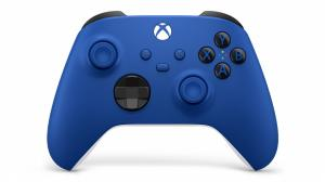 Xbox Series X|S Wireless Controller Bluetooth - Shock Blue Thumbnail 0