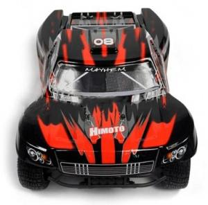 Шорт 1:8 Himoto Mayhem MegaE8SCL Brushless (красный) Thumbnail 3