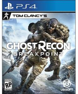 Tom Clancy's Ghost Recon Breakpoint (PS4) Thumbnail 0