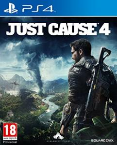Just Cause 4 (PS4) Thumbnail 0