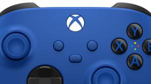 Xbox Series X|S Wireless Controller Bluetooth - Shock Blue Thumbnail 3