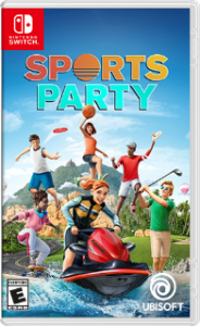 Sports Party (Nintendo Switch) Thumbnail 0