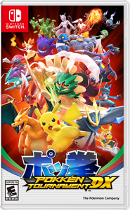 Pokkén Tournament DX (Nintendo Switch) Thumbnail 0