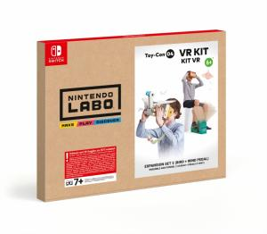 Nintendo Labo VR Kit expansion set 2 bird + wind pedal (Nintendo Switch) Thumbnail 0