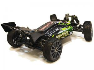 Багги 1:8 Himoto Shootout MegaE8XBL Brushless (зеленый) Thumbnail 6