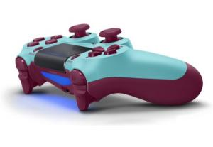 Джойстик Sony Dualshock 4 V2 Berry Blue Thumbnail 2