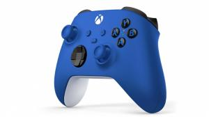 Xbox Series X|S Wireless Controller Bluetooth - Shock Blue Thumbnail 2