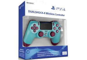 Джойстик Sony Dualshock 4 V2 Berry Blue Thumbnail 1