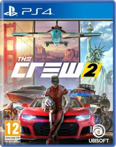 The Crew 2 (PS4) Thumbnail 0