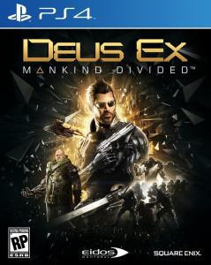 Deus Ex: Mankind Divided (PS4) Thumbnail 0