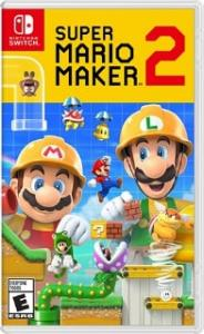 Super Mario Maker 2 (Nintendo Switch) Thumbnail 0