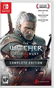 The Witcher 3: Wild Hunt - Complete Edition (Nintendo Switch) Thumbnail 0