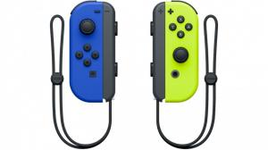 Геймпады Joy-Con Pair neon Blue/neon Yellow Thumbnail 1
