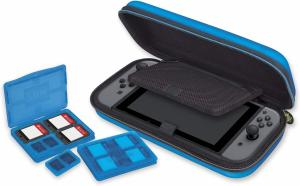 Чехол для Nintendo Switch Deluxe Traveler Case Zelda blue Thumbnail 2