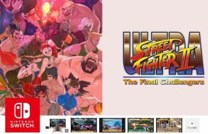 ULTRA STREET FIGHTER II: The Final Challengers (Nintendo Switch) Thumbnail 3