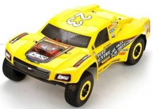 Шорт 1:10 Losi Tuff Country XXX-SCT Short Course Truck Brushless Thumbnail 2