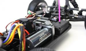 Багги 1:8 Himoto Shootout MegaE8XBL Brushless (зеленый) Thumbnail 4
