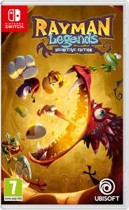 Rayman Legends: Definitive Edition (Nintendo Switch) Thumbnail 0