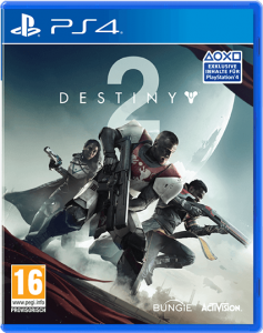 Destiny 2 (PS4) Thumbnail 0