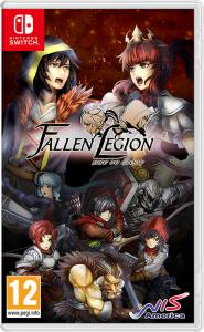 Fallen Legion: Rise to Glory (Nintendo Switch) Thumbnail 0