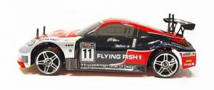 Дрифт 1:10 Himoto DRIFT TC HI4123 Brushed (Nissan 350z) Thumbnail 3