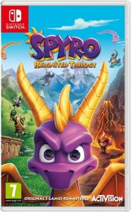 Spyro Reignited Trilogy (Nintendo Switch) Thumbnail 0