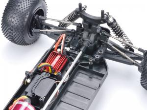 Thunder Tiger Sparrowhawk XXT Brushless Stadium Track 1/10 435 мм 4WD 3CH 2.4GHz RTR (B) Thumbnail 4