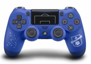 Джойстик Sony Dualshock 4 V2 PlayStation F.C. Limited Edition Thumbnail 0