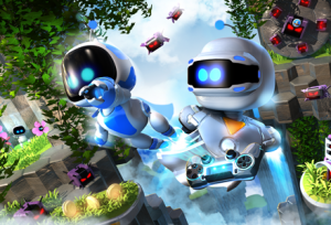 ASTRO BOT Rescue Mission (PS VR) Thumbnail 1