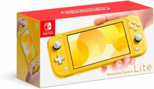 Nintendo Switch Lite Yellow + Super Mario 3D All-Stars Thumbnail 5