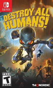 Destroy All Humans! 2020 (Nintendo Switch) Thumbnail 0
