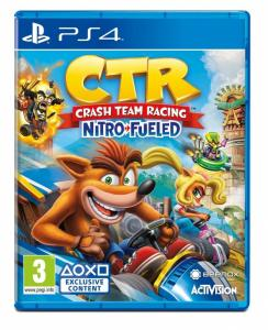 Crash Team Racing Nitro-Fueled (PS4) Thumbnail 0