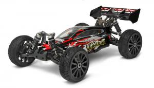 Багги 1:8 Himoto Shootout MegaE8XBL Brushless (красный) Thumbnail 0