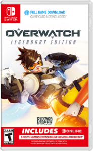 Overwatch: Legendary Edition (Nintendo Switch) Thumbnail 0