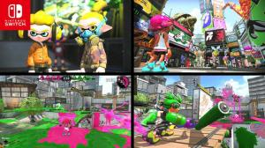 Splatoon 2 (Nintendo Switch) Thumbnail 1