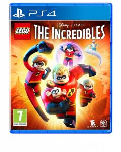 Lego The Incredibles (PS4) Thumbnail 0